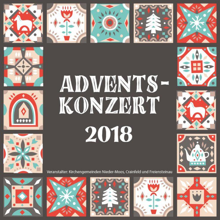 Vulkansingers Adventskonzert 2018