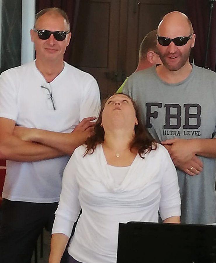 Vulkansingers Bodyguards