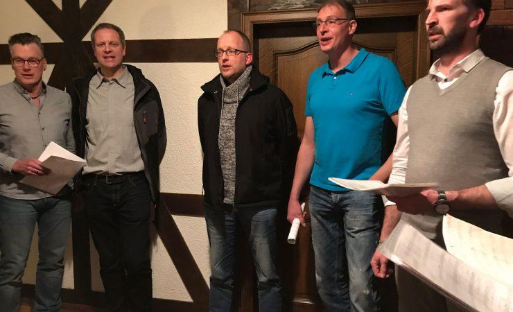 Wir singen